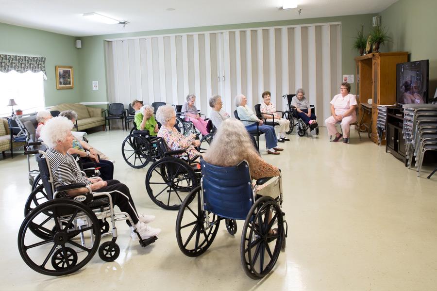 Lauderdale Christian Nursing Home